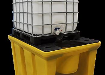 Pallet contenção para 1000 litros