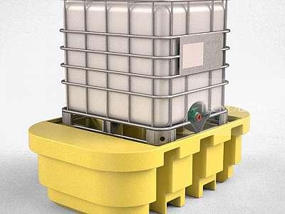 Pallet de contenção para 1000 litros preço