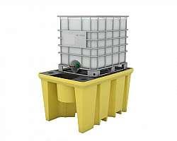 Indústria de Pallet de contenção para ibc