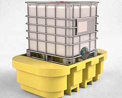 Fabricante de Pallet contenção de óleo