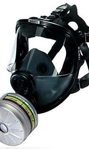 Máscara para produtos químicos