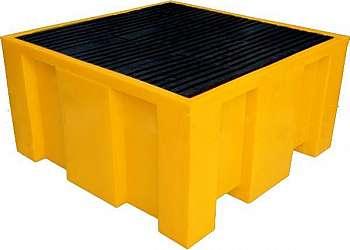 Palete para contenção de container