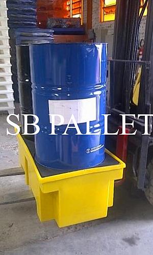 Pallet de contenção   SB Pallet