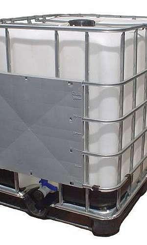 Pallet para container de 1000 litros