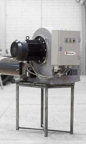 Queimador a óleo diesel